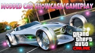 getlinkyoutube.com-GTA 5 Online - Modded Car Showcase/Gameplay - Grizzly Camo Modz