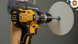 getlinkyoutube.com-4 Amazing Homemade  Tools - Using a Drill
