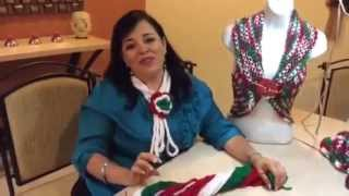 getlinkyoutube.com-Chaleco - Tejiendo con Laura Cepeda