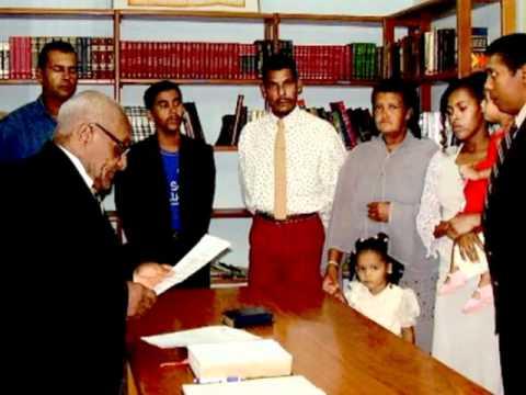 História do Pastor José Luiz de Sousa