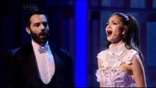 getlinkyoutube.com-Nicole Scherzinger - Phantom Of The Opera (Royal Variety Performance - December 14)