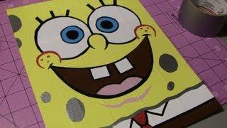 getlinkyoutube.com-Spongebob Squarepants Time Lapse!