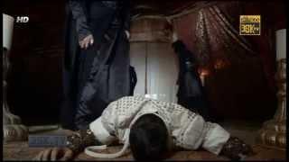 مشهد مأثر - اعدام الأمير مصطفي و الأمير بيازيد (الأمراء المظلومين)