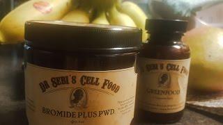 getlinkyoutube.com-Make Dr. Sebi Bromide Plus Powder Taste Amazing (Smoothie Recipe)