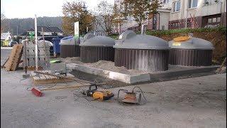 Pilotný projekt podzemných kontajnerov na Chalúpkovej ul.
