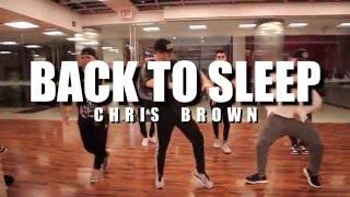 getlinkyoutube.com-Back to Sleep / Chris Brown / Choreography by AJ Juarez