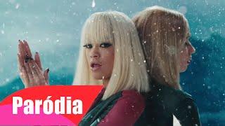 getlinkyoutube.com-Iggy Azalea - Black Widow Ft Rita Ora (Paródia/Redublagem)