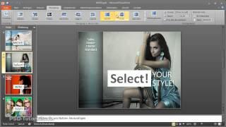 getlinkyoutube.com-PowerPoint Tutorial - Folienübergänge festlegen