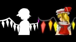 getlinkyoutube.com-Bad Apple - Shadow Art vs 3D Models