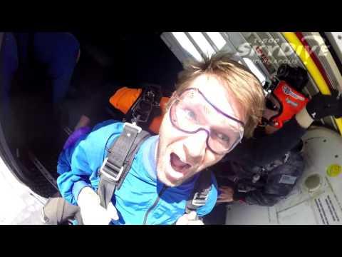 David Sonneborn's Tandem skydive!