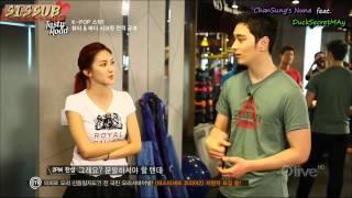 getlinkyoutube.com-[TH-SUB] 121208-2PM ChanSung Tasty Road [CS GYM]
