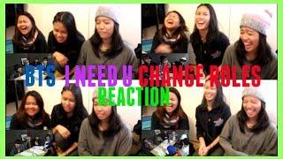 getlinkyoutube.com-I Need U Change Roles Reaction