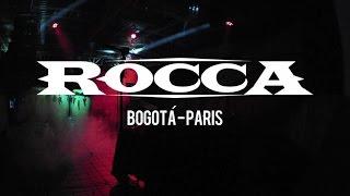 Rocca - Concert Bogota-Paris
