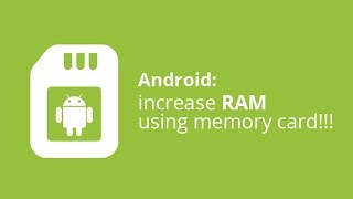 getlinkyoutube.com-How to Increase RAM on your Android Phones