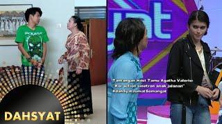 getlinkyoutube.com-Agatha Valerie & Anwar parody sinetron 'Anak jalanan' [Dahsyat] [4 Des 2015]