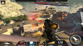 getlinkyoutube.com-Kill Shot Bravo Region 3 Primary Mission 33 - Kill 3 Snipers