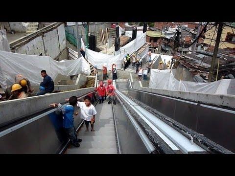 Document 11 : Colombie -  l'urbanisme social contre la criminalité