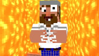 Minecraft vs Zombies | ZOMBIE TORTURE!! (Crazy Dave goes CRAAAZY!!) | PvZ  Mod Showcase