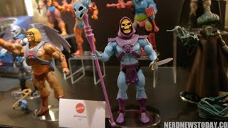 getlinkyoutube.com-NY Toy Fair 2016: Masters of the Universe & Thundercats