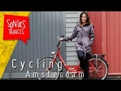 Travel Amsterdam: Bicycles