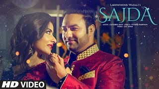 Sajda: Lakhwinder Wadali (Full Video Song) | Jatinder Jeetu | Latest Punjabi Songs 2017 | T-Series