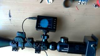 getlinkyoutube.com-DIY Night Vision - Focusing fine tuning