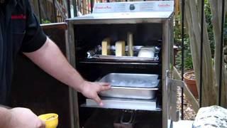 getlinkyoutube.com-How To Smoke Cheese by SmokinTex.WMV