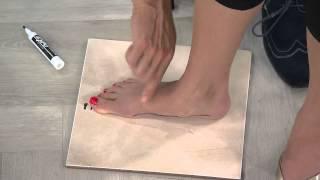 getlinkyoutube.com-Vionic w/ Orthaheel Embellished Thong Sandals - Felipa with Sharon Faetsch