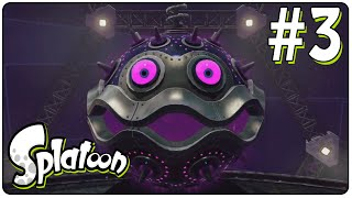getlinkyoutube.com-Splatoon 100% Walkthrough Part 3 (Mission 10,11,12,13,14,15 & 3rd Boss Battle)