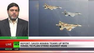 getlinkyoutube.com-Saudis team up with Israel to plan strike against Iran - report