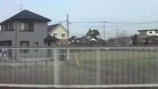 getlinkyoutube.com-西鉄天神大牟田線 5000形(5114)特急A091列車 大善寺→柳川