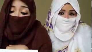 getlinkyoutube.com-رد خطير من فتاة صحراوية على أغنية سعد المجرد