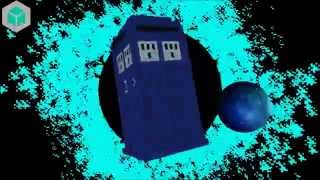 getlinkyoutube.com-Clean Minecraft Doctor Who titles - Free to use ^-^