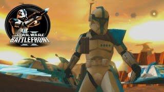 getlinkyoutube.com-Star Wars Battlefront II Mods (PC) HD: Battle of Geonosis: 125th