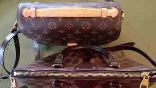 getlinkyoutube.com-louis vuitton LV Siena PM vs Pochette Metis