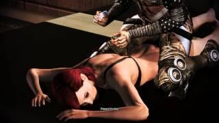 getlinkyoutube.com-Mass Effect 3 Citadel: Jack and Female Shepard at Apartment