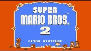 getlinkyoutube.com-Super Mario Bros. 2 USA - Mario Madness (NES) HD Complete Walkthrough