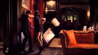 getlinkyoutube.com-The Vampire Diaries Damon and Elena Love Scene