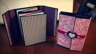 getlinkyoutube.com-樂樂手工創意-🎁手工書教學影片Manual Book 教學影片