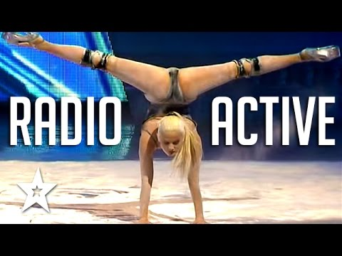 Radioactive Sexy Dance Audition