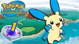 getlinkyoutube.com-Pokemon Ranger ITA [Parte 1 - Fiore]