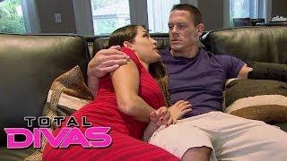 getlinkyoutube.com-Nikki Bella gives John Cena home decorating advice: Total Divas, December 1, 2013