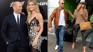 getlinkyoutube.com-Jason Statham New Girlfriend - 2016 [ Rosie Huntington-Whiteley ]