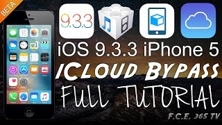 getlinkyoutube.com-How To Unlock iPhone - Full iCloud Bypass with CFW and LibiMobileDevice Tutorial + Proofs