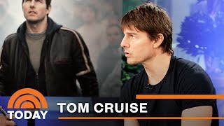getlinkyoutube.com-Tom Cruise's Heated Interview With Matt Lauer | Archives | TODAY