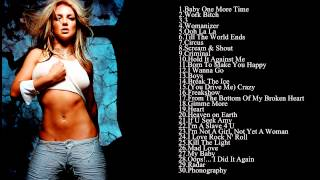 getlinkyoutube.com-Best Songs Of Britney Spears Full Album New HOT 2015  Britney Spears Greatest Hits 2015