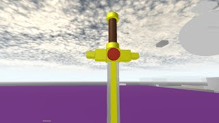 HOW TO GET THE HOLY SWORD |  ROBLOX  | Holy Sword