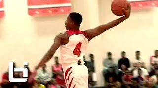 getlinkyoutube.com-Dennis Smith Jr Is The BEST Point Guard In The Nation! CRAZY Summer Mixtape!