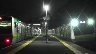 getlinkyoutube.com-函南駅が少しの間、JR東日本の駅になったようです。