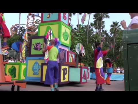 Block Party Bash FULL SHOW at Disney's Hollywood Studios
